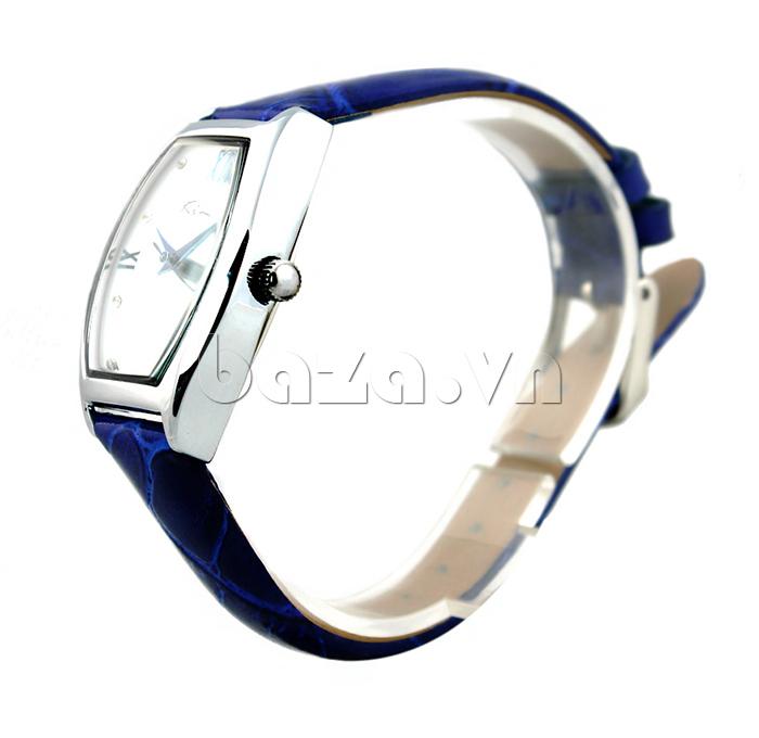 Đồng hồ nữ Kimio ZW525S núm điều chỉnh tinh tế