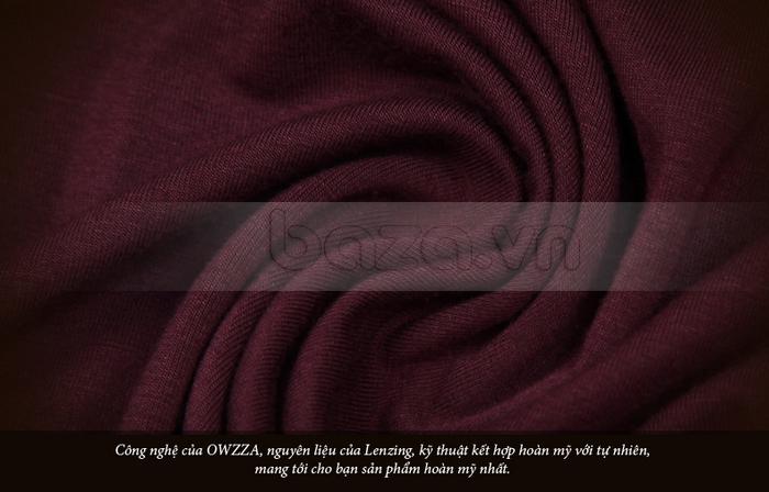 Bộ đồ ngủ mùa đông OWZZA - màu sắc tinh tế