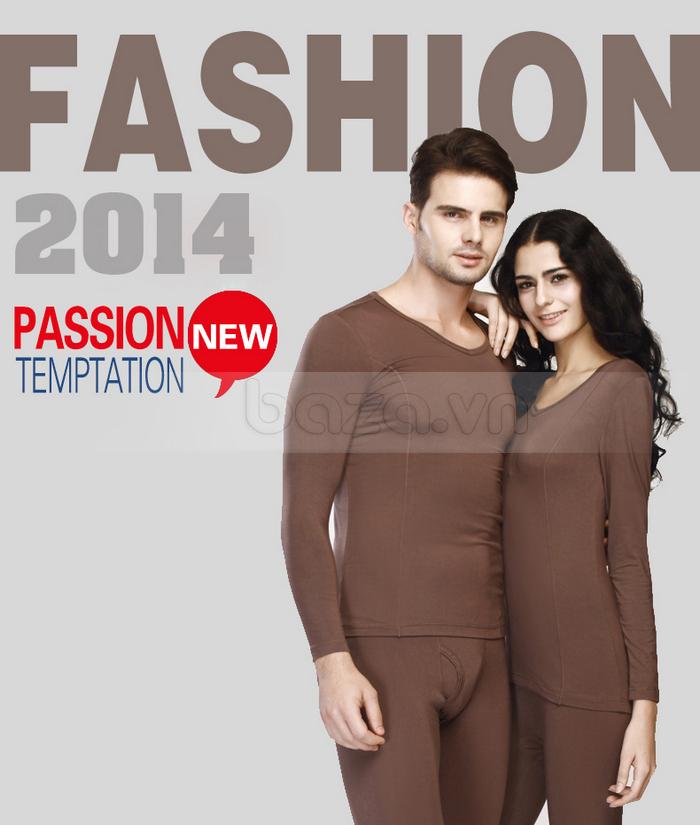 Bộ đồ ngủ mùa đông OWZZA - xu hướng thời trang mới