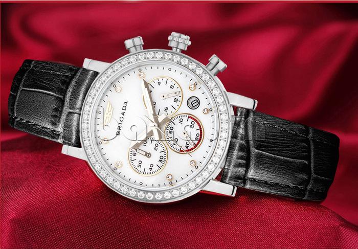 Đồng hồ nữ Brigada 3003 hòan hảo