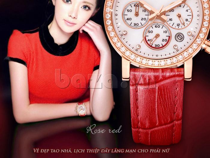 Đồng hồ nữ Brigada 3003 chất lượng