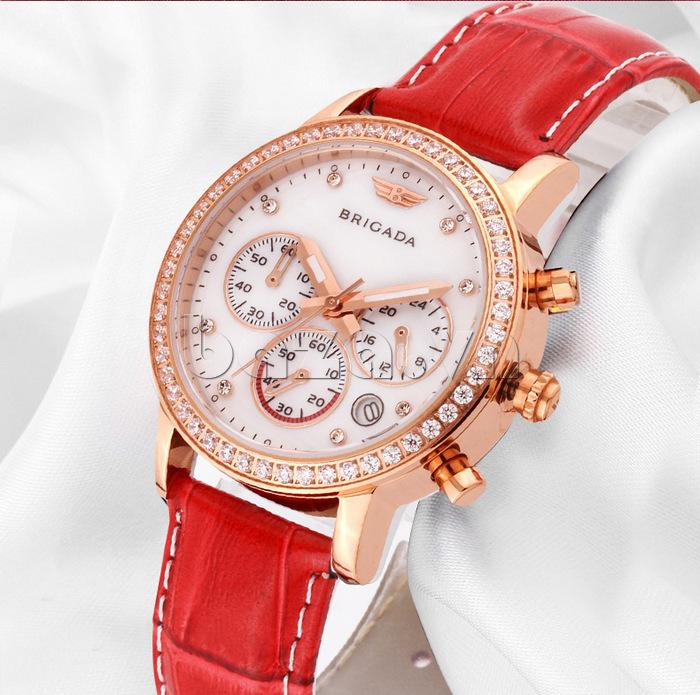 Đồng hồ nữ Brigada 3003 tinh xảo