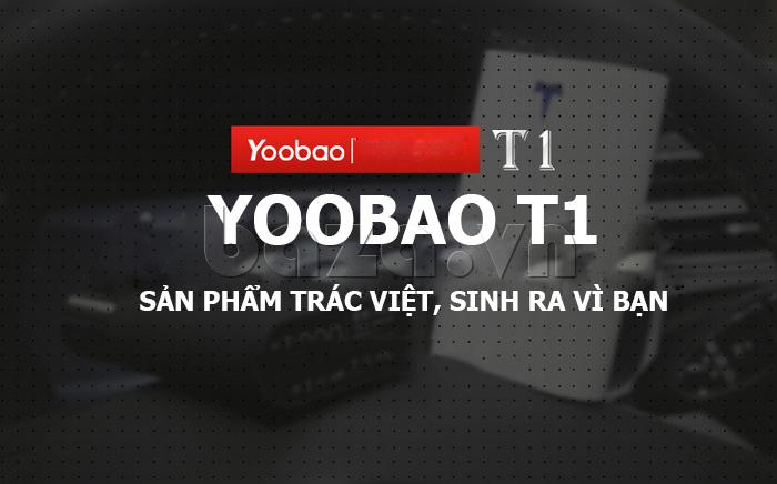 Pin dự phòng di động 2 cổng 10200mAh Yoobao T1