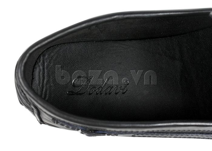 Giày lười nam đế hạt đậu Nguyễn Mạc KV 4102-22 mềm mại
