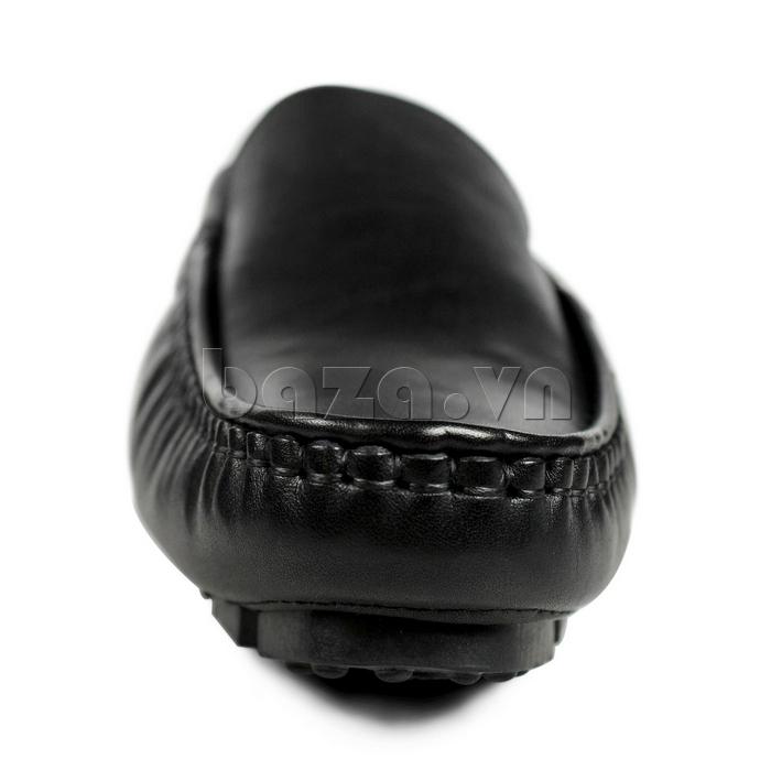 Giày lười nam đế hạt đậu Nguyễn Mạc KV 4102-22 đường khâu tinh tế
