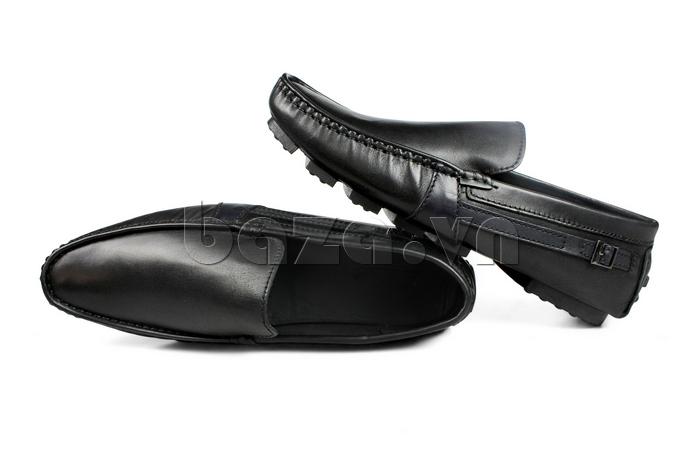 Giày lười nam đế hạt đậu Nguyễn Mạc KV 4102-22 mạnh mẽ