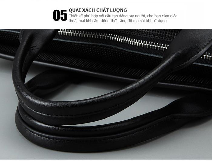 Túi da nam Feger 9808-2 túi hoàn hảo và hot