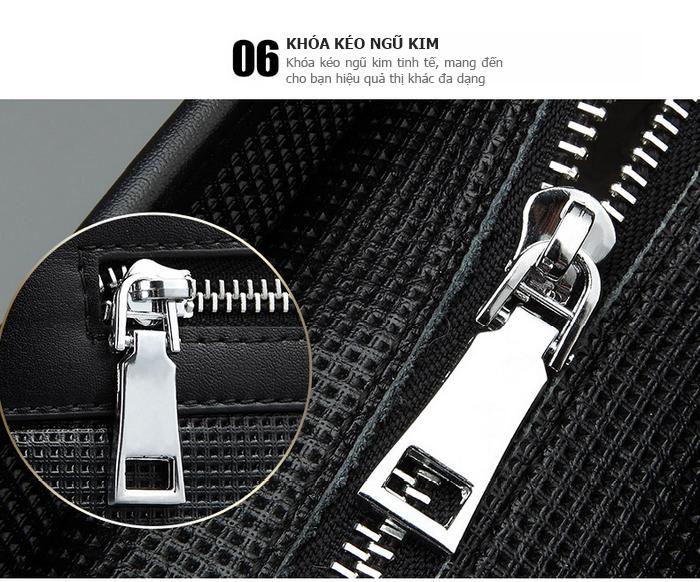 Túi da nam Feger 9808-2 túi tuyệt vời và đẹp