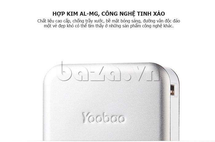Pin dự phòng di động 5200mAh Yoobao DK025 YB-629 độc