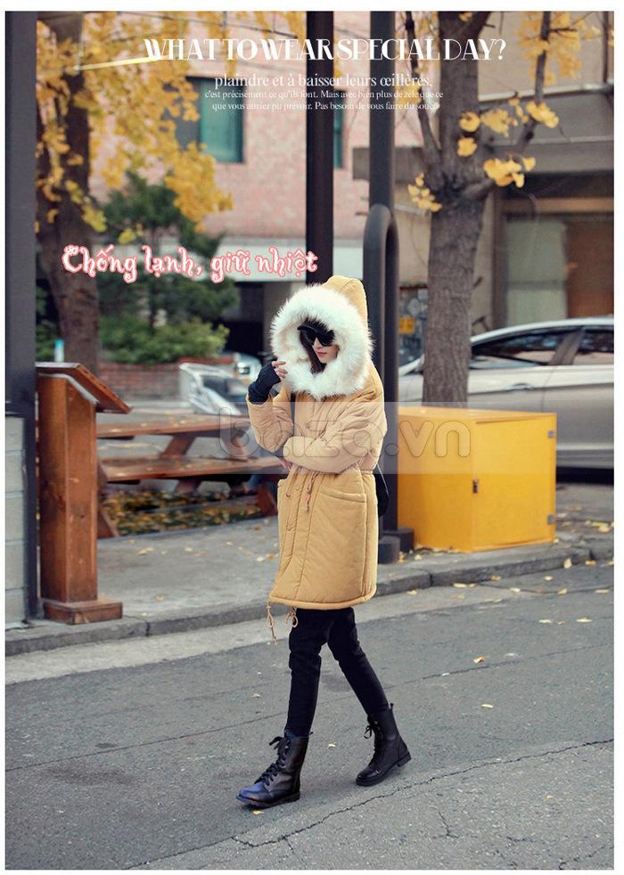 Biến mỗi ngày đều trở nên đặc biệt với đôi giày bốt nữ thời trang Yiya