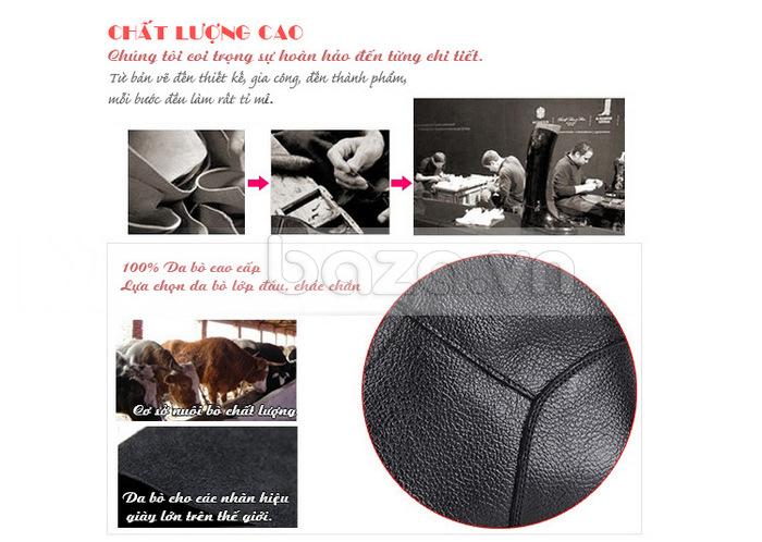 Các nhà thiết kế của hãng giày thời trang Yiya luôn coi trọng sự hoàn hảo đến từng chi tiết