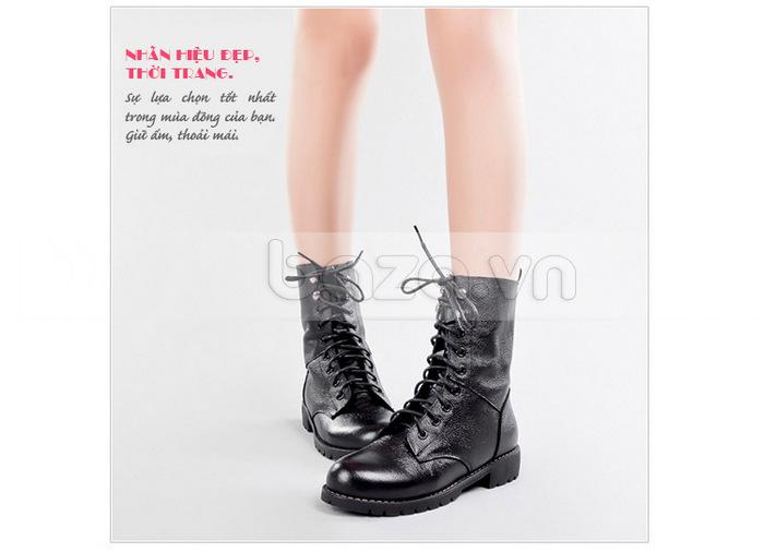 Giày nữ thời trang Yiya sẽ là sự lựa chọn tốt nhất trong mùa đông của bạn
