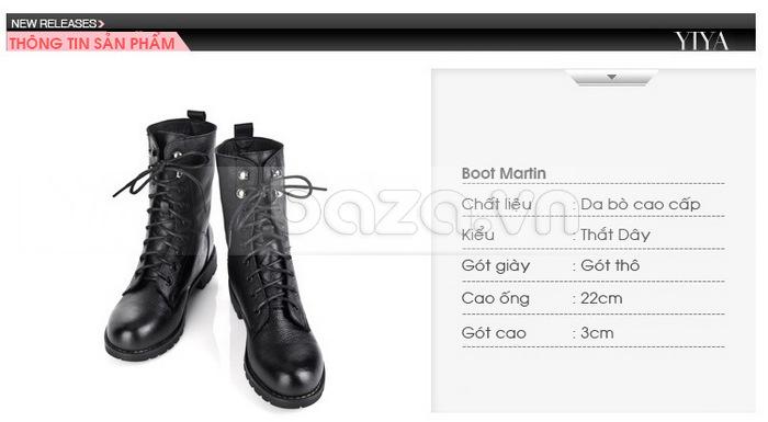 Các thông tin chi tiết của sản phẩm giày nữ Yiya