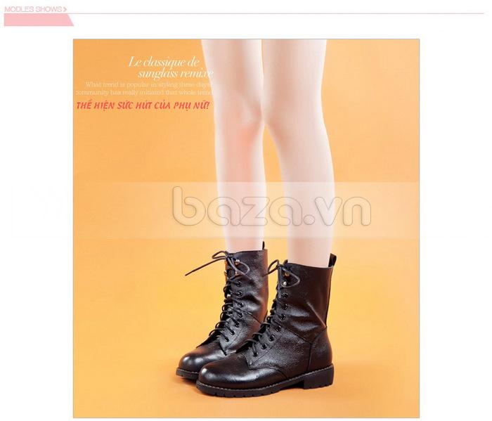 Đôi giày thể hiện hoàn hảo sức hút của nữ giới