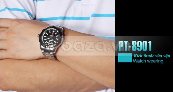 Mua Đồng hồ nam Casima PT-8901 tại Baza.vn