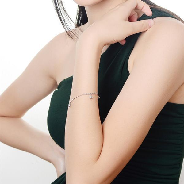 Baza.vn: Lắc tay Thiên Thần Tình Yêu khoe vẻ đẹp đáng yêu