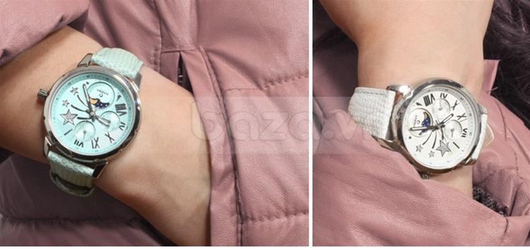 Đồng hồ nữ Casima SP-2802 luôn có tại Baza\