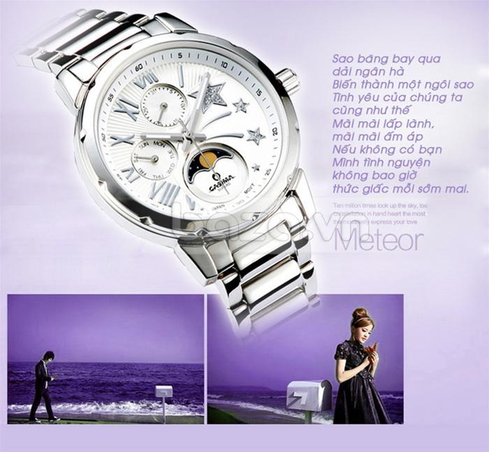 Đồng hồ nữ Casima SP-2802
