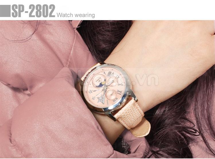 Baza.vn: Đồng hồ nữ Casima SP-2802
