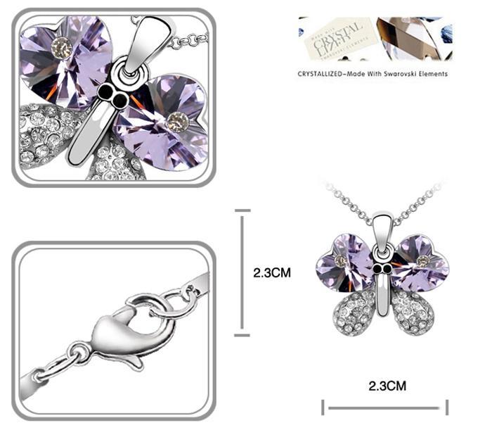baza.vn: dây chuyền bướm xuân
