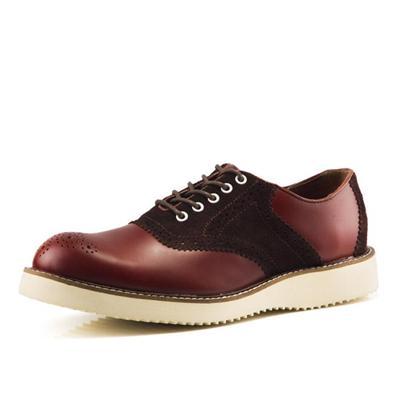 Giày da nam Notyet NYSS3629 thời trang cá tính