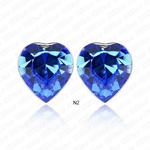 baza.vn: hoa tai trái tim tình nhân kết tinh vẻ đẹp tinh tế