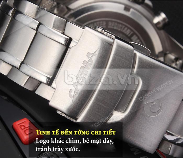 Đồng hồ nam Casima ST-8103-S8  đẹp mắt