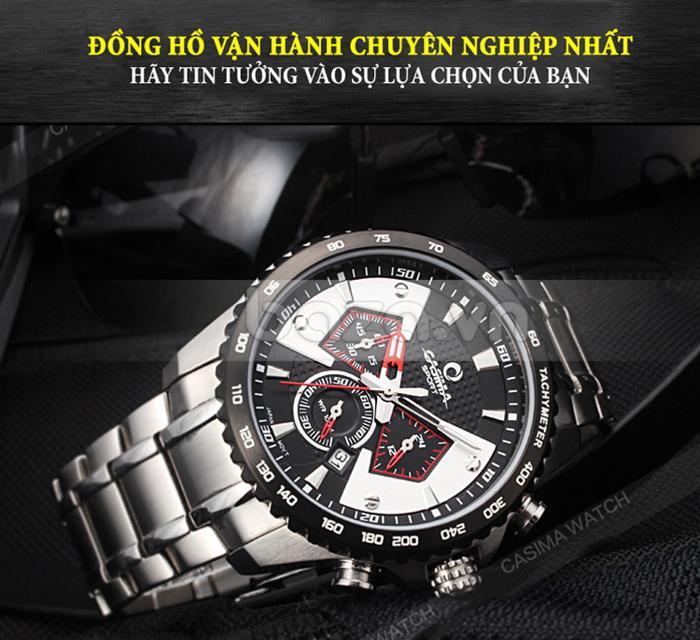 Đồng hồ nam Casima ST-8103-S8  cá tính