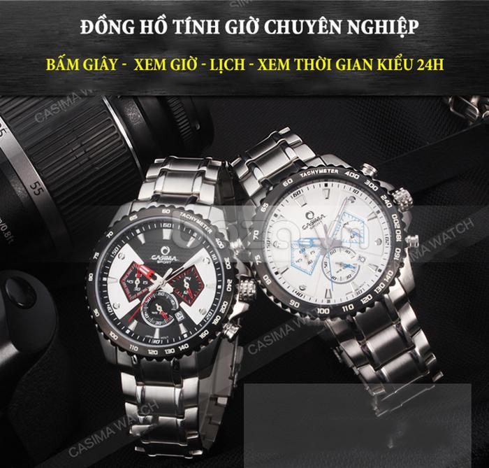 Đồng hồ nam Casima ST-8103-S8  quyến rũ