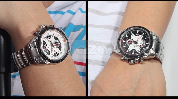 Baza.vn: Đồng hồ nam Casima ST-8207 chính hãng