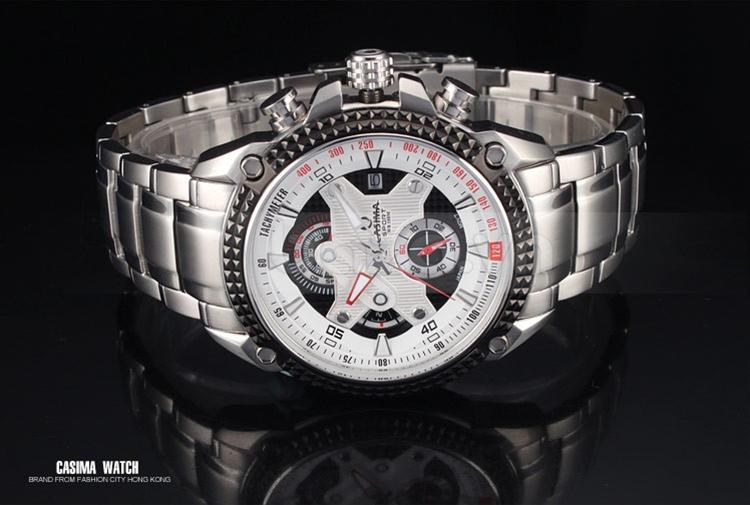 Baza.vn: Đồng hồ nam Casima ST-8207 cao cấp