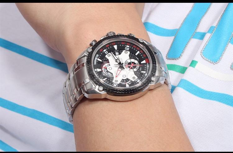 Baza.vn: Đồng hồ nam Casima ST-8207