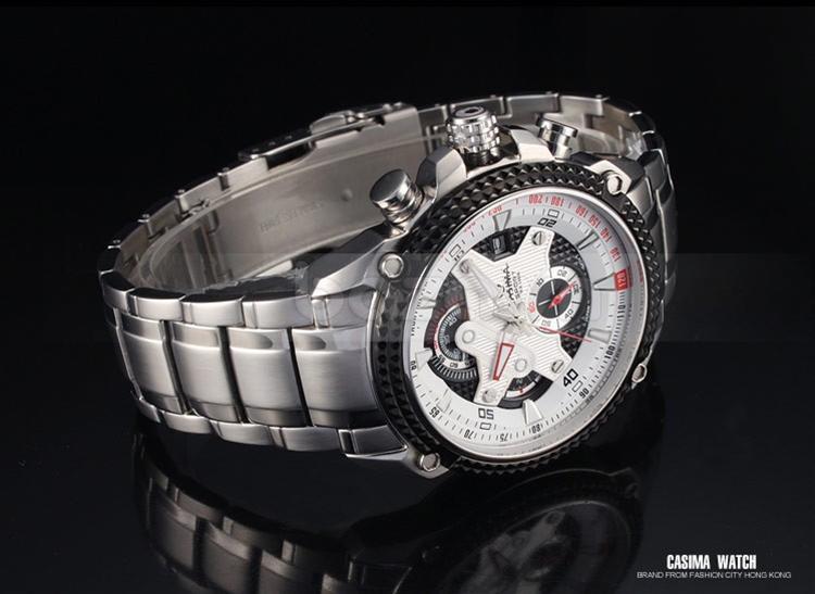 Baza.vn: Đồng hồ nam thời trang Casima ST-8207