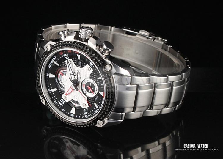 Baza.vn: Đồng hồ nam Casima ST-8207 dây đeo hợp kim