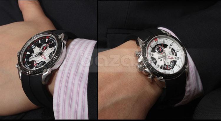 Baza.vn: Đồng hồ đeo tay nam Casima ST-8207