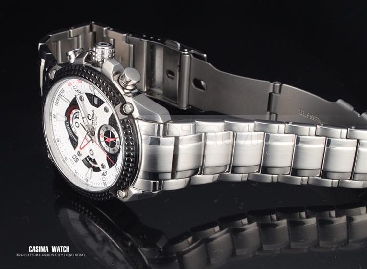 Baza.vn: Đồng hồ nam Casima ST-8207 có tính năng đo thời gian