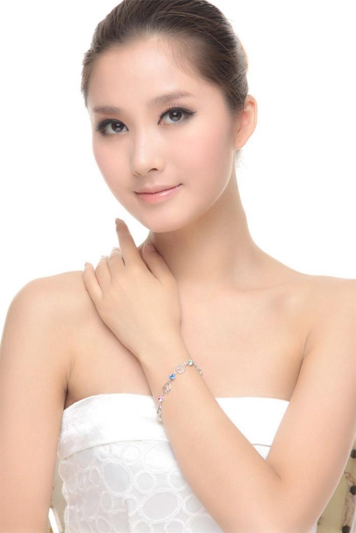 Mua Lắc tay nữ đôi trái yêu thương  tại Baza.vn