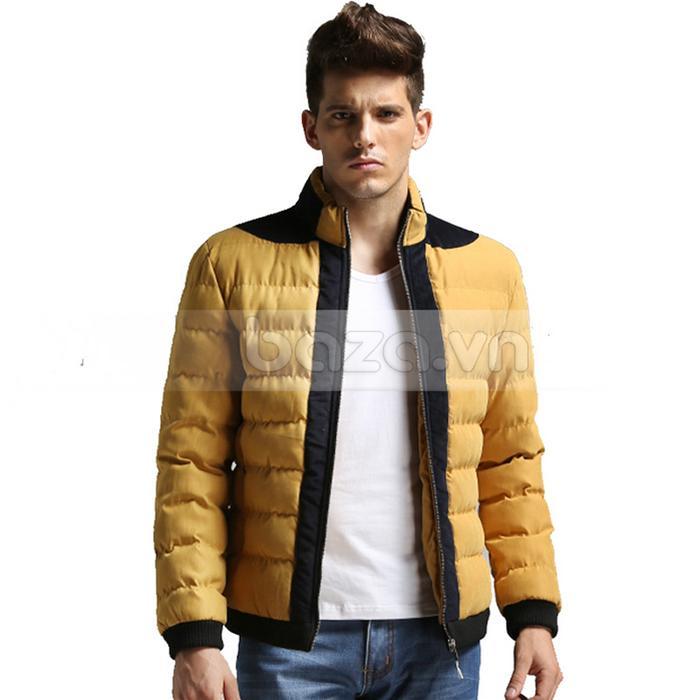 Áo khoác nam No1Dara WT9669 màu vàng