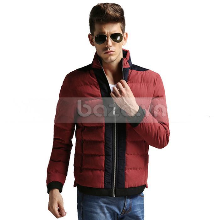 Áo khoác nam No1Dara WT9669 màu đỏ