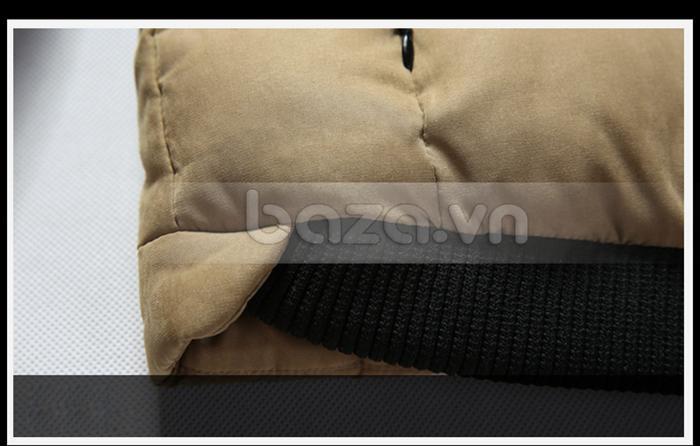 Gấu áo thiết kế đai bo co giãn ôm dáng