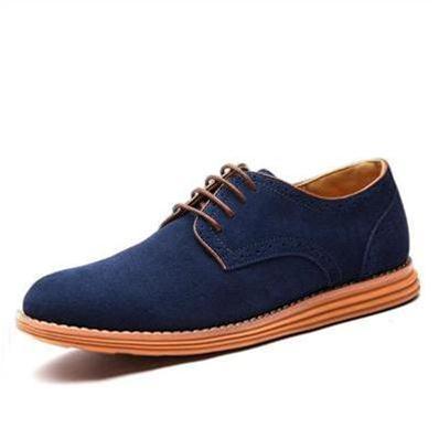 Giày da nam thời trang CDD 999 cá tính trẻ trung