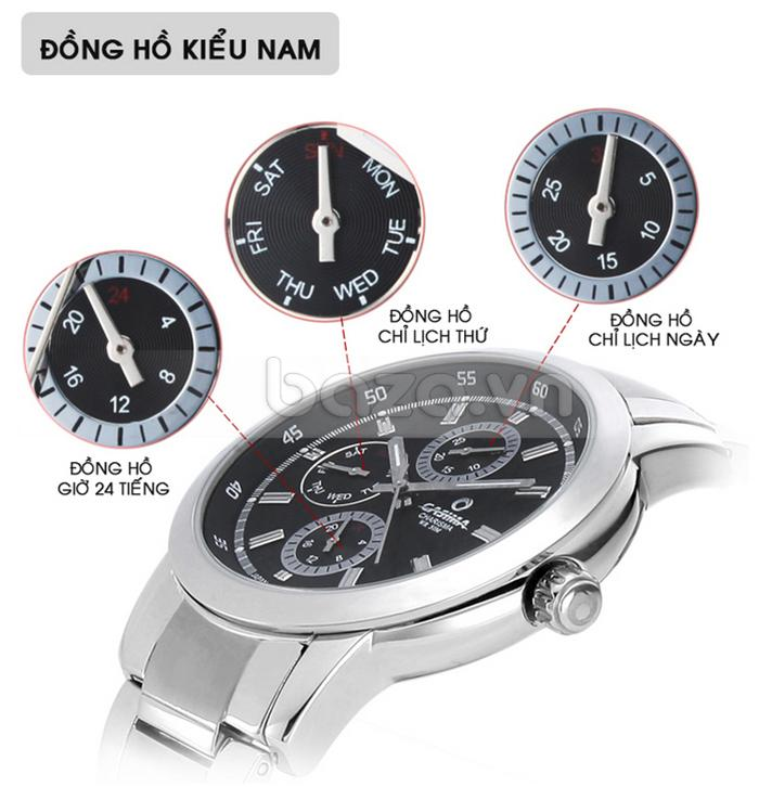 Đồng hồ nam Casima CR5105-S8 độc