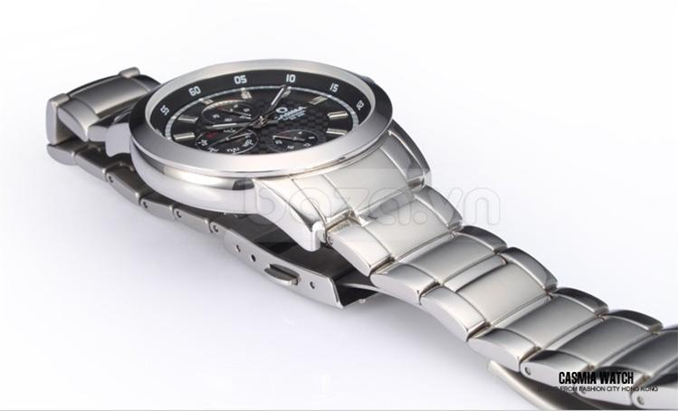 Baza.vn: Đồng hồ nam Casima CR-5105 chất lượng cao