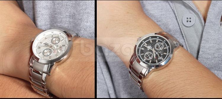 Baza.vn: Đồng hồ nam Casima CR-5105 đẹp