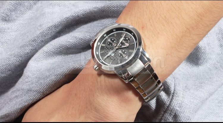 Baza.vn: Đồng hồ nam Casima CR-5105 độc