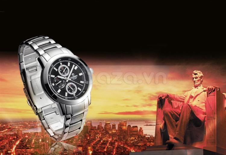 Baza.vn: Đồng hồ nam Casima CR-5105 hoàn hảo