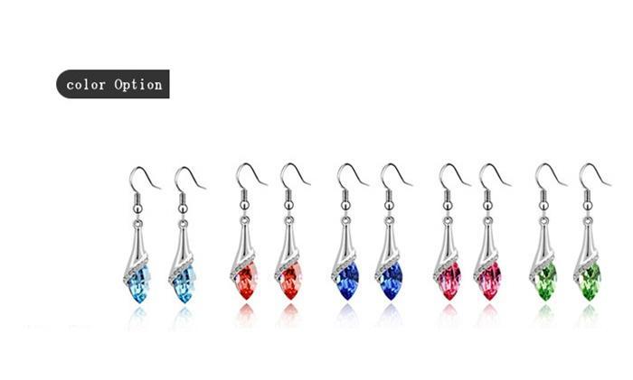 baza.vn: hoa tai thiên thần nhiều màu sắc cho bạn lựa chọn