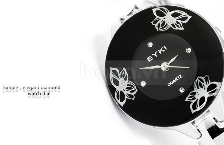 Baza.vn: Đồng hồ thời trang Phong Cách Retro mẫu mới