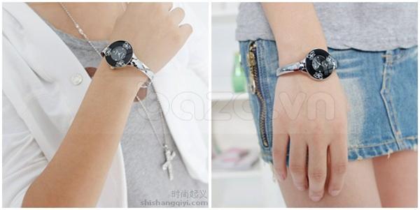 Baza.vn: Đồng hồ thời trang Phong Cách Retro