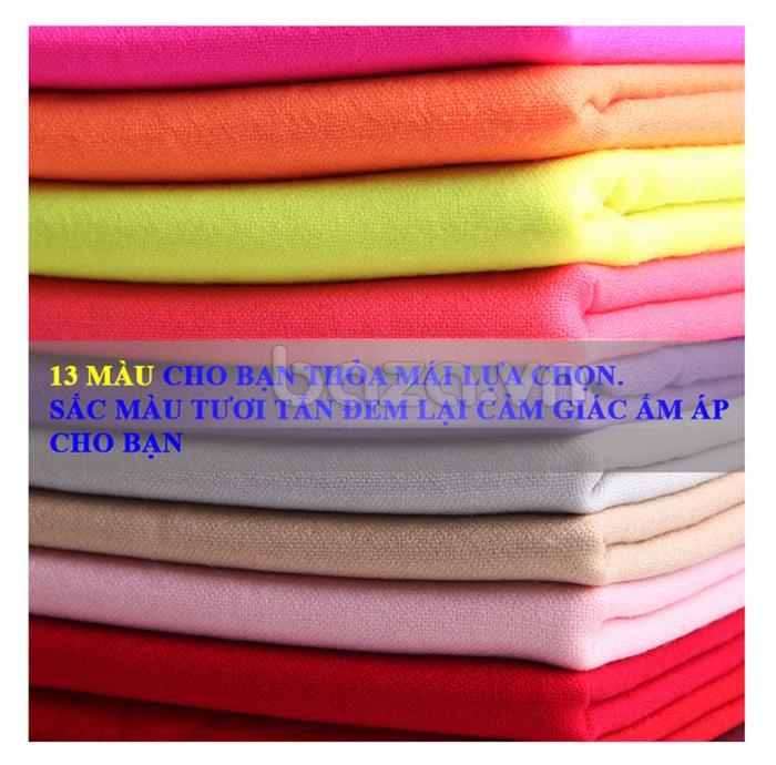 """Phụ kiện thời trang """" Khăn choàng thời trang nữ Antelope Morning """" 13 màu cho bạn lựa chọn"""